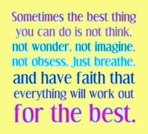 Words of wisdoms
